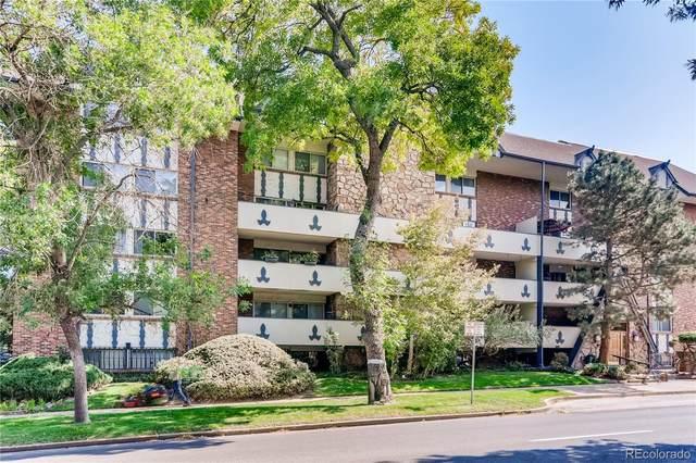 1260 N York Street #103, Denver, CO 80206 (#6910251) :: Venterra Real Estate LLC