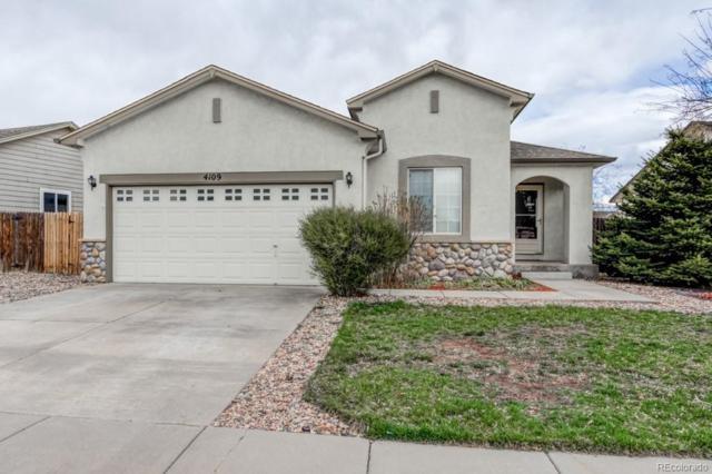 4109 Knollvale Drive, Colorado Springs, CO 80922 (#6910304) :: Venterra Real Estate LLC