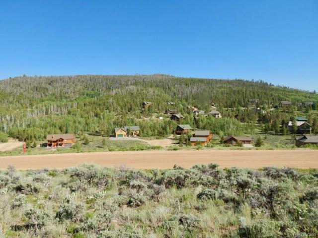 151 County Road 897, Grand Lake, CO 80447 (#6910371) :: Bring Home Denver