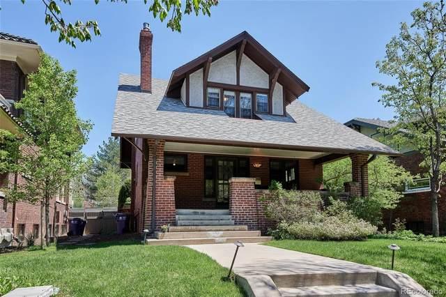 780 Fillmore Street, Denver, CO 80206 (#6910496) :: Mile High Luxury Real Estate
