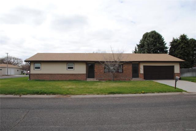 821 N 13th Street, Burlington, CO 80807 (#6910987) :: The HomeSmiths Team - Keller Williams