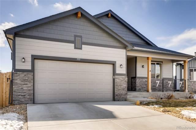 777 S Prairie Drive, Milliken, CO 80543 (MLS #6911224) :: 8z Real Estate