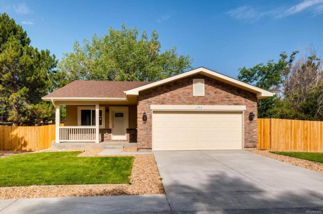 1743 Fairplay Street, Aurora, CO 80011 (MLS #6911580) :: 8z Real Estate