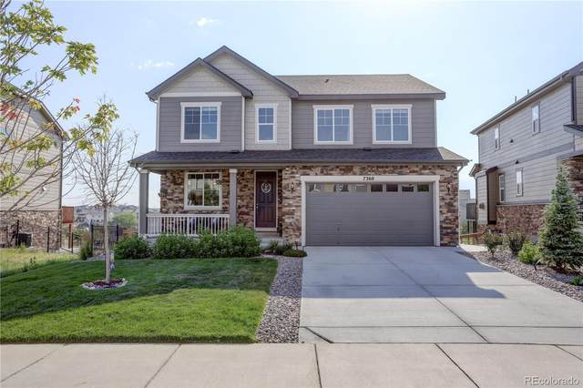 7360 S Old Hammer Way, Aurora, CO 80016 (#6912080) :: The DeGrood Team