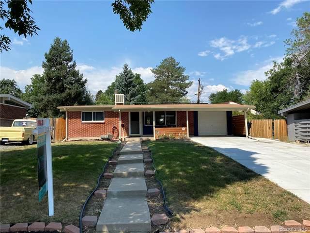 2655 S Patton Court, Denver, CO 80219 (#6912316) :: The Healey Group