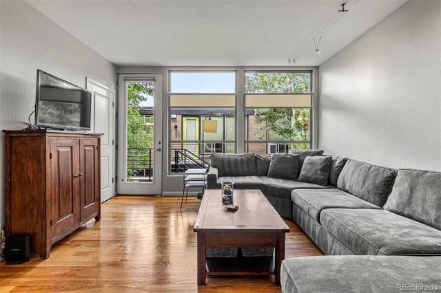 900 Eudora Street #202, Denver, CO 80220 (#6912520) :: Stephanie Fryncko | Keller Williams Integrity