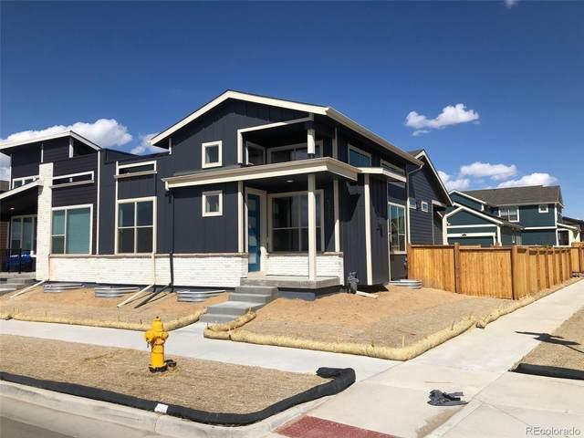 5752 N Galena Street, Denver, CO 80238 (MLS #6912749) :: Kittle Real Estate