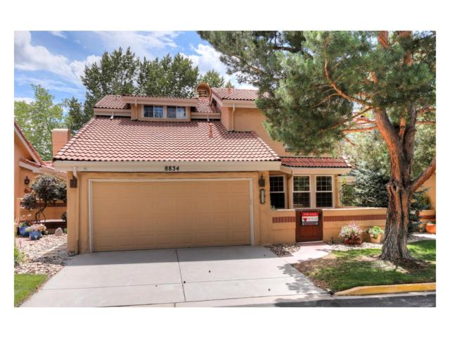 8834 Fiesta Terrace, Lone Tree, CO 80124 (MLS #6913029) :: 8z Real Estate