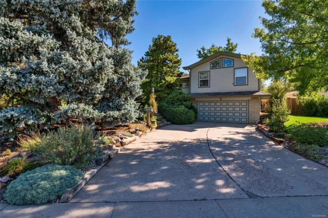 5070 S Inca Drive, Englewood, CO 80110 (#6913255) :: The Galo Garrido Group