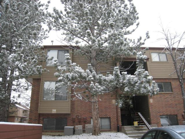 318 Wright Street #302, Lakewood, CO 80228 (#6913629) :: The Peak Properties Group