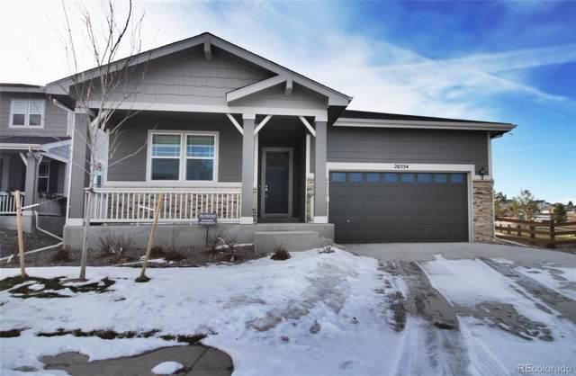 26554 E Indore Avenue, Aurora, CO 80016 (MLS #6913795) :: Colorado Real Estate : The Space Agency