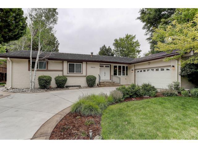 3935 S Oneida Street, Denver, CO 80237 (#6913879) :: The Peak Properties Group