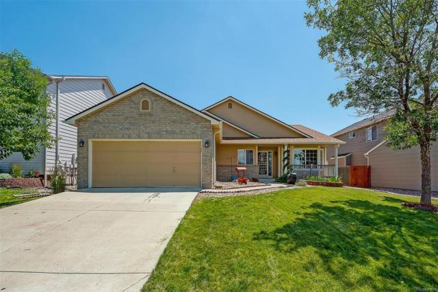 5394 S Valdai Way, Aurora, CO 80015 (#6914085) :: Structure CO Group