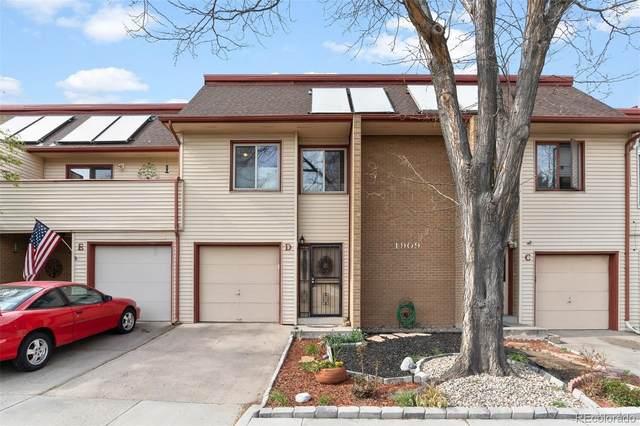 1909 S Kipling Street D, Lakewood, CO 80227 (#6914169) :: Kimberly Austin Properties