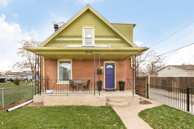 4576 Shoshone Street, Denver, CO 80211 (#6914267) :: House Hunters Colorado