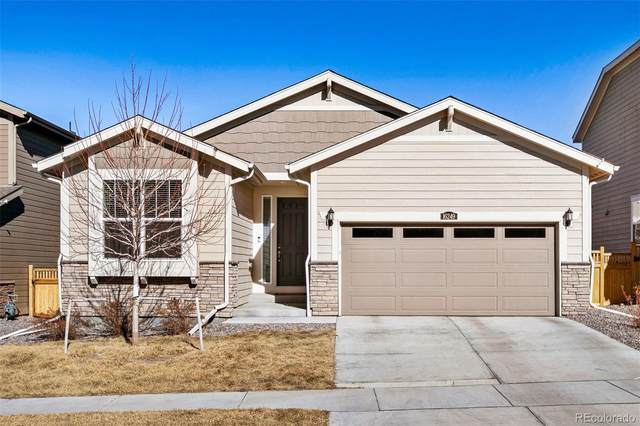 16249 Lanceleaf Place, Parker, CO 80134 (#6914588) :: The Scott Futa Home Team