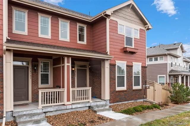 14751 E Poundstone Drive, Aurora, CO 80015 (MLS #6914863) :: 8z Real Estate