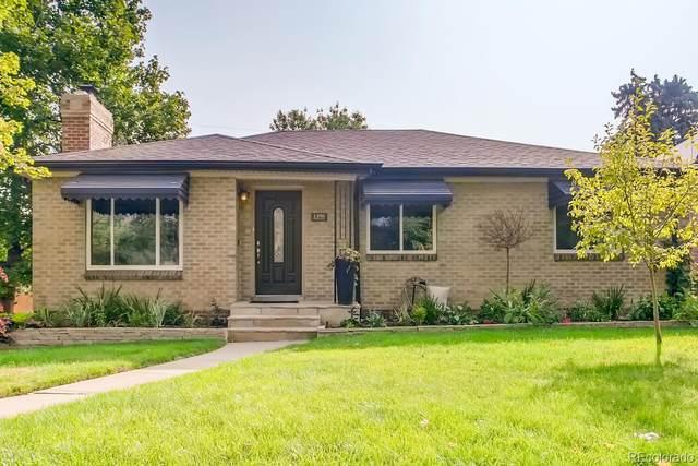 1390 Dahlia Street, Denver, CO 80220 (#6914890) :: Real Estate Professionals