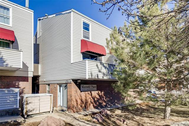 1111 Maxwell Avenue #119, Boulder, CO 80304 (#6915133) :: Kimberly Austin Properties