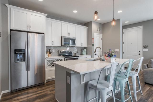 15269 W 69th Circle A, Arvada, CO 80007 (#6915470) :: The Peak Properties Group