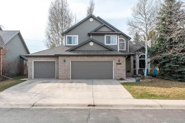 5421 Golden Willow Drive, Fort Collins, CO 80528 (MLS #6915847) :: Kittle Real Estate