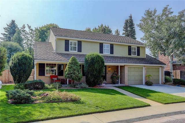 7014 S Olive Street, Centennial, CO 80112 (#6915967) :: The Artisan Group at Keller Williams Premier Realty