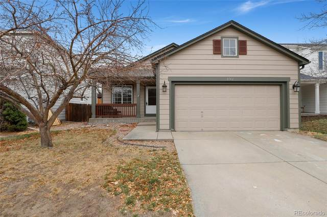8742 Snowbird Way, Parker, CO 80134 (#6916427) :: Chateaux Realty Group