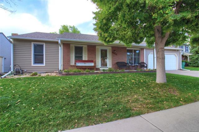 18365 E Gunnison Place, Aurora, CO 80017 (#6916641) :: The Griffith Home Team