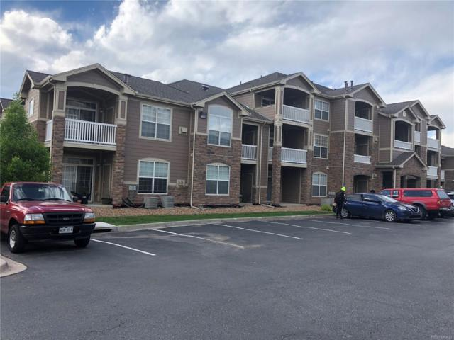 7440 S Blackhawk Street #7306, Englewood, CO 80112 (#6916839) :: Wisdom Real Estate