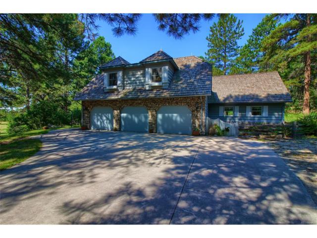 689 Red Deer Road, Franktown, CO 80116 (MLS #6917580) :: 8z Real Estate