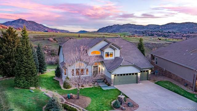 5183 Oak Hollow Drive, Morrison, CO 80465 (#6917824) :: The Colorado Foothills Team | Berkshire Hathaway Elevated Living Real Estate