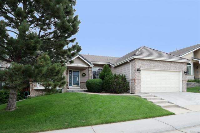 3335 White Oak Lane, Highlands Ranch, CO 80129 (#6917867) :: The HomeSmiths Team - Keller Williams