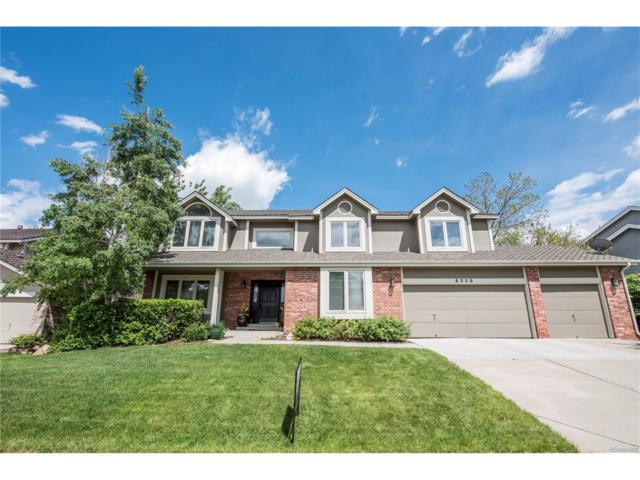 8250 S Franklin Court, Centennial, CO 80122 (MLS #6917990) :: 8z Real Estate