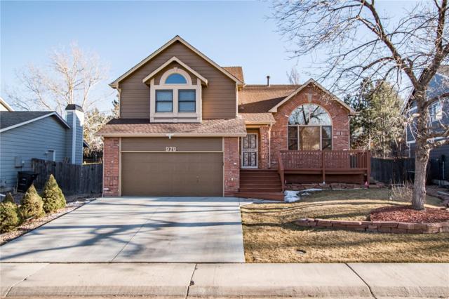 978 E 132nd Drive, Thornton, CO 80241 (#6918066) :: The Peak Properties Group