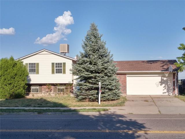 620 S Potomac Way, Aurora, CO 80012 (#6918350) :: The City and Mountains Group
