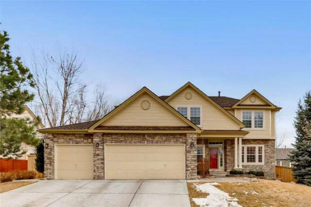 5094 Mountain Meadow Trail, Castle Rock, CO 80109 (#6918918) :: The Peak Properties Group