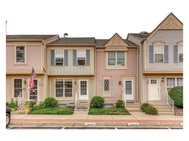 10627 W Dartmouth Avenue, Lakewood, CO 80227 (MLS #6919610) :: 8z Real Estate