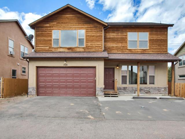 709 Valley View Drive, Woodland Park, CO 80863 (MLS #6919685) :: 8z Real Estate