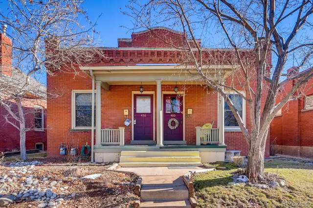 480 S Grant Street, Denver, CO 80209 (MLS #6919737) :: 8z Real Estate