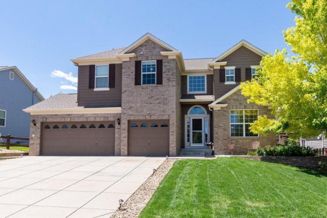 12103 Pine Top Street, Parker, CO 80138 (MLS #6919808) :: 8z Real Estate