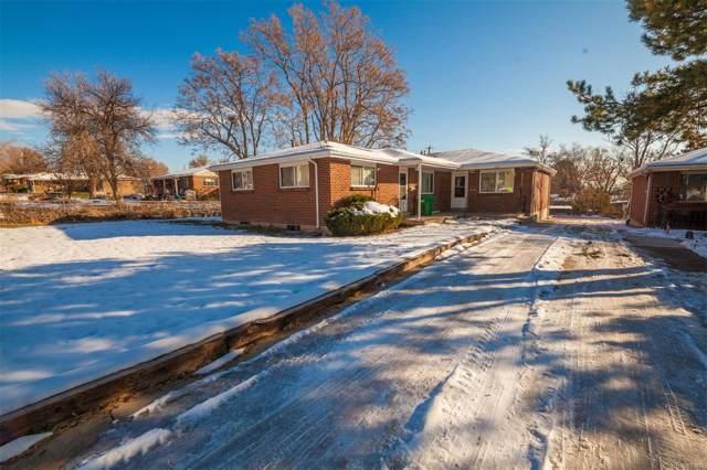 4620 S Lowell Boulevard, Englewood, CO 80110 (MLS #6919877) :: Keller Williams Realty