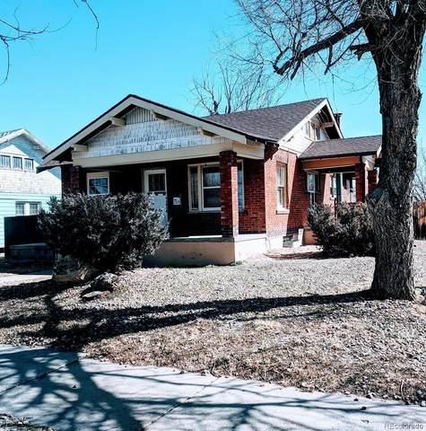 1121 Edison Avenue, La Junta, CO 81050 (#6920678) :: Bring Home Denver with Keller Williams Downtown Realty LLC