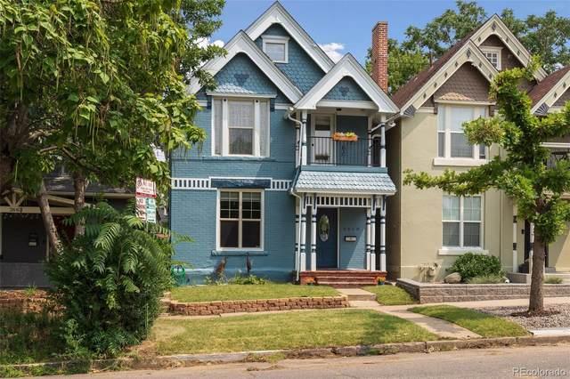 2658 N Williams Street, Denver, CO 80205 (#6920765) :: Own-Sweethome Team