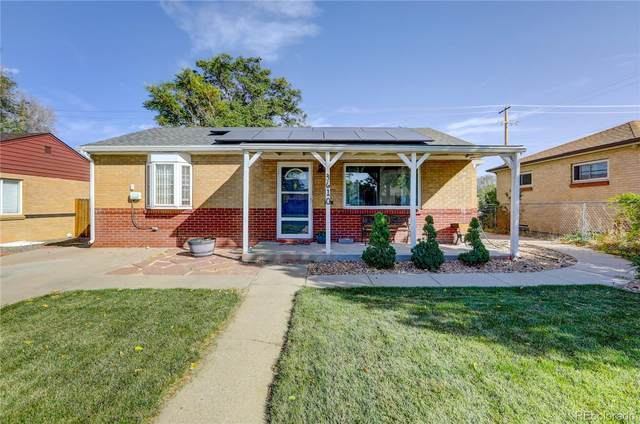 3610 Kearney Street, Denver, CO 80207 (#6920897) :: Chateaux Realty Group