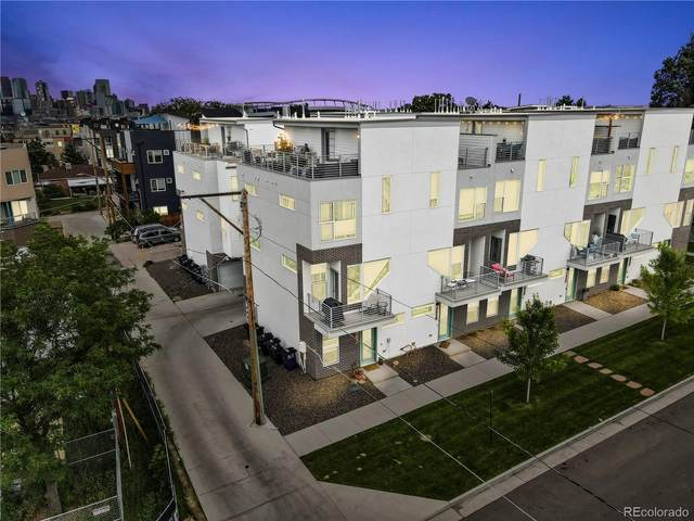 1912 N Hooker Street, Denver, CO 80204 (#6921460) :: Finch & Gable Real Estate Co.