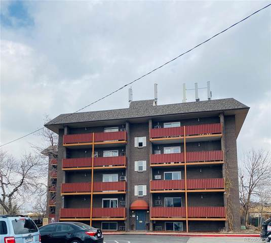 3047 W 47th Avenue #101, Denver, CO 80211 (#6921647) :: Compass Colorado Realty