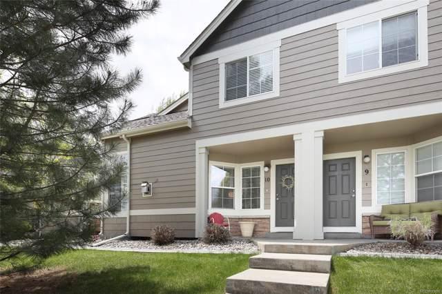 3051 Sage Creek Road B10, Fort Collins, CO 80528 (MLS #6921823) :: 8z Real Estate