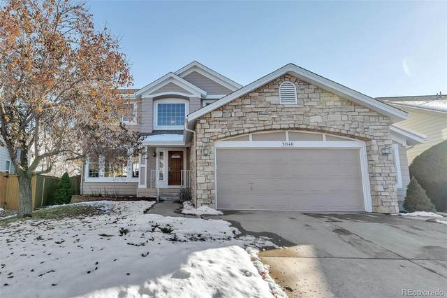 5046 Cresthill Place, Highlands Ranch, CO 80130 (#6921961) :: The HomeSmiths Team - Keller Williams