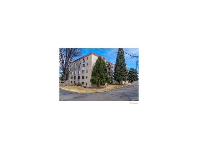7801 W 35th Avenue #314, Wheat Ridge, CO 80033 (MLS #6922119) :: 8z Real Estate