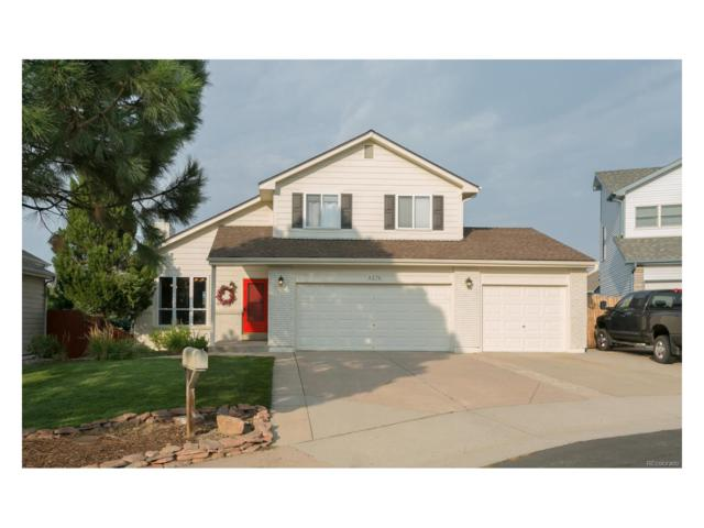 4276 S Cole Street, Morrison, CO 80465 (#6922187) :: The Peak Properties Group